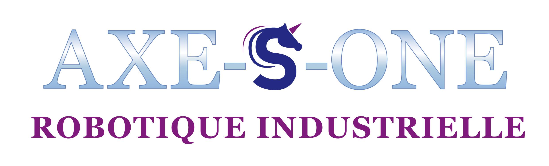 Logo Axe-S-One Robotique Industrielle